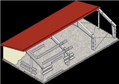 Rigid Frame Building